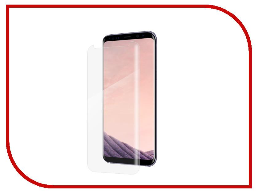Аксессуар Защитное стекло для Samsung Galaxy S8 CaseGuru 3D 0.33mm Liquid аксессуар защитное стекло samsung g925f galaxy s6 edge caseguru 3d 0 33mm white
