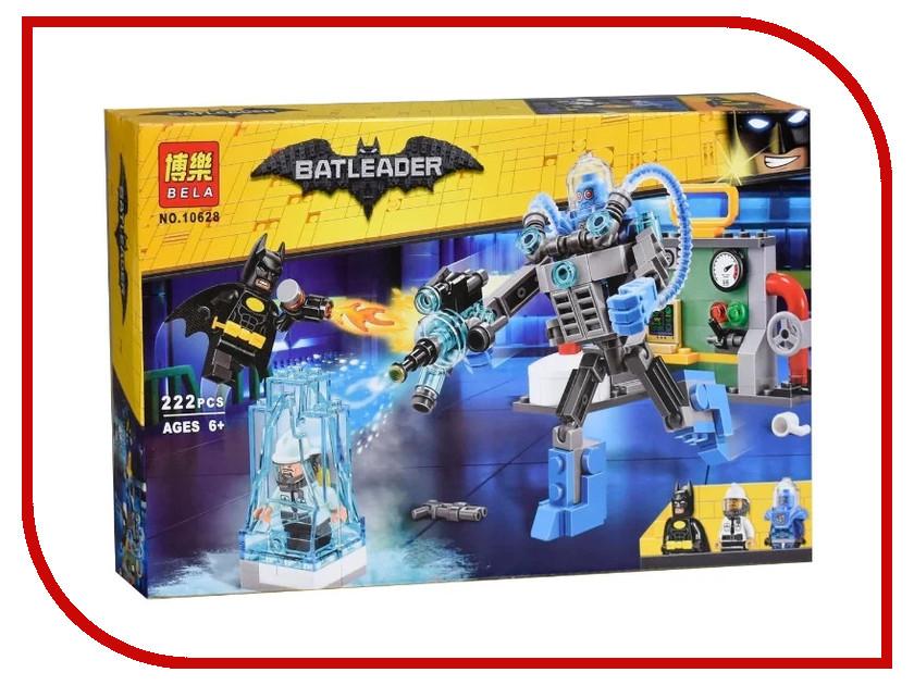 Конструктор Bela Batman Ледяная Атака 460 дет. 10628 конструктор bela sky wars самолет 93 дет 1319