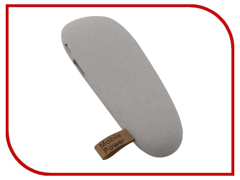 Аккумулятор Pebble 2600mAh Light Grey 5623.60