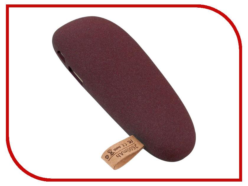 Аккумулятор Pebble 2600mAh Wine 5623.50