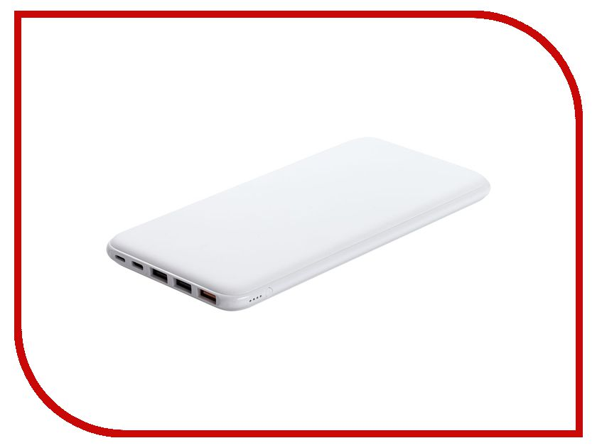 Аккумулятор Uniscend All Day Quick Charge 20000mAh White 2310.61 uniscend logo power ace 3000 mah