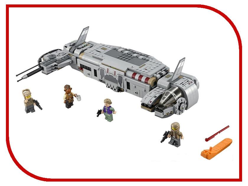 Конструктор Bela Star Wars Десантный Корабль 670 дет. 10577