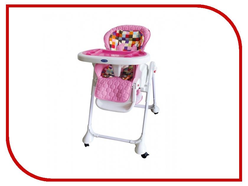 Стул Sweet Baby Luxor Multicolor Rosa