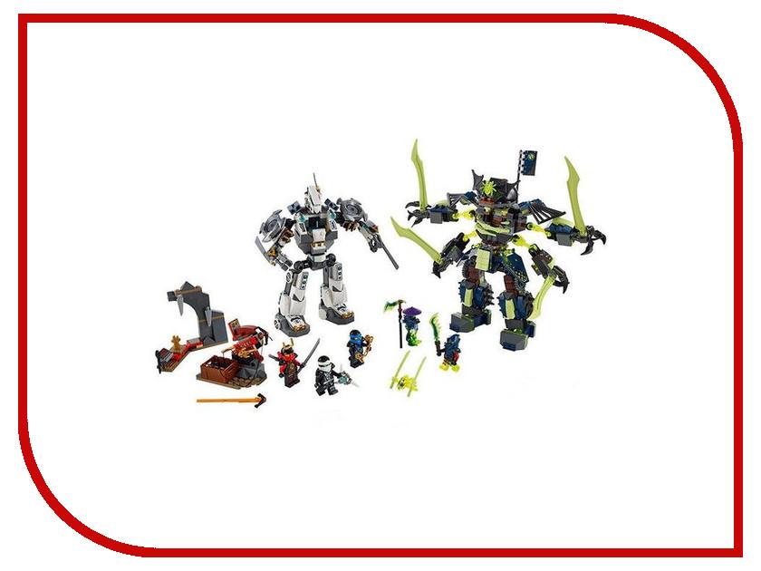 Конструктор Bela Ninjago Битва Механических Роботов 757 дет. 10399 lego ninjago 70737 битва механических титанов