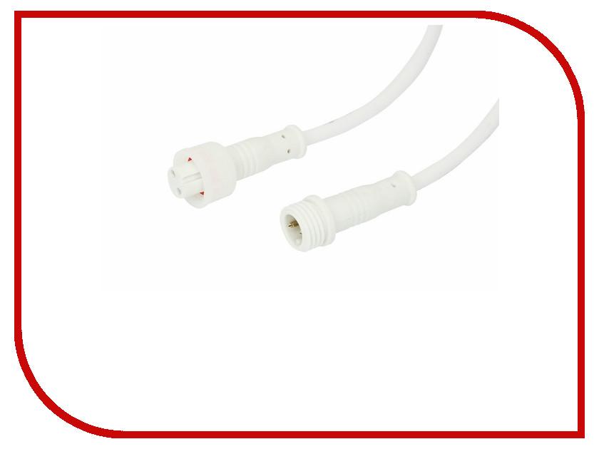 Аксессуар Соединительный кабель Rexant 2pin White 11-9320
