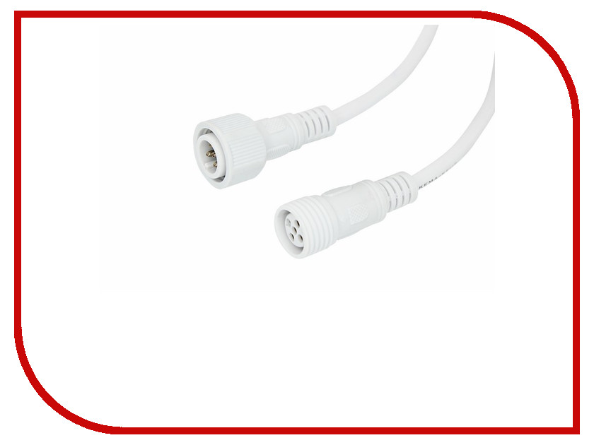 Аксессуар Соединительный кабель Rexant 5pin White 11-9450