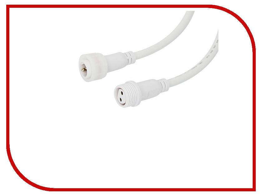 Соединительный кабель Rexant 2pin White 11-9820