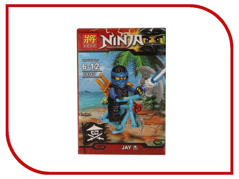 Конструктор Lele Ниндзя 79340 лего ниндзя го дракон сенсея ву