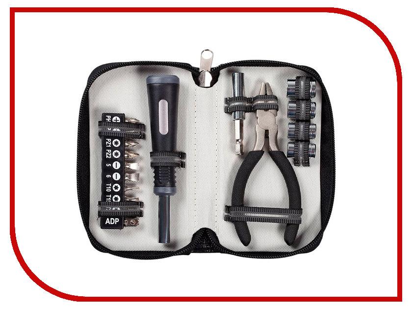 Набор инструмента Проект 111 Compact Black 4999.30  набор инструмента black
