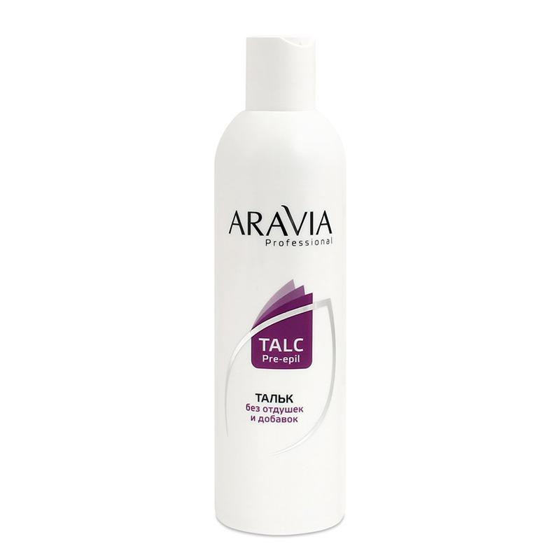 Aravia Professional Тальк 180гр 1029 купить косметику aravia