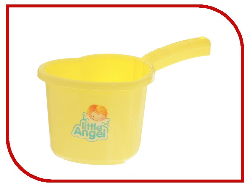 Ковшик Little Angel LA1022 Yellow