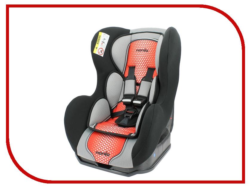 Автокресло Nania Cosmo SP FST Pop Grey Red 3507460068115 nania автокресло cosmo sp isofix ferrari black до 18 кг
