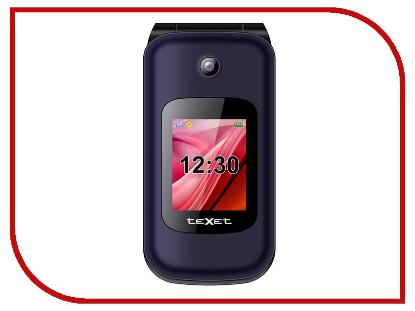 Сотовый телефон teXet TM-B216 Blue texet tm b216 красный мобильный телефон