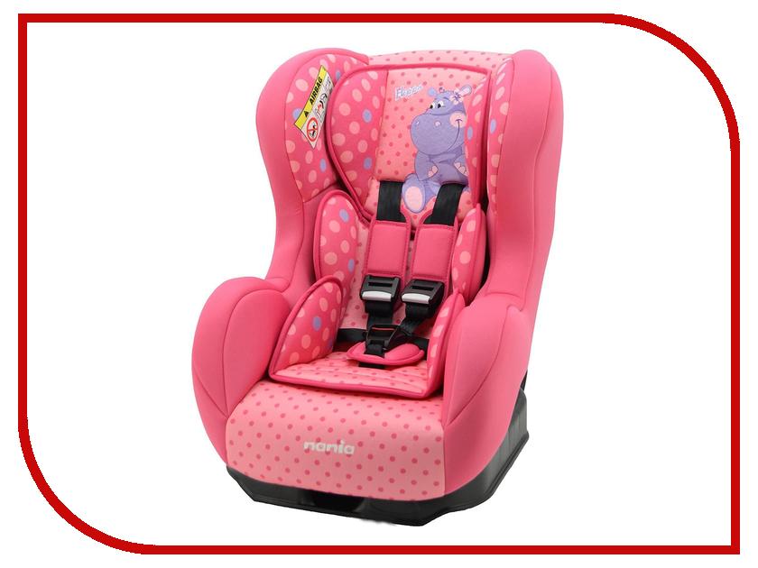Автокресло Nania Cosmo SP Hippo Pink 3507460831351