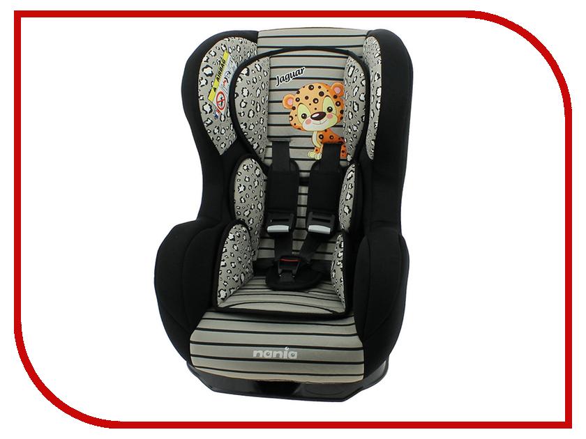 Автокресло Nania Cosmo SP Jaguar Black Beige 3507460028027