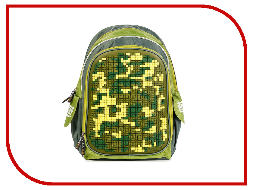 Рюкзак Maxitoys Khaki MT-SP-112016-5