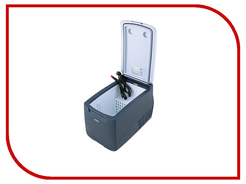Холодильник автомобильный Ezetil EZC 45 12/24/220V 778095 ezetil e21 12v 10775036 автомобильный холодильник red gray