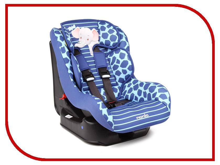 Автокресло Nania Driver Elephant Blue 3507460431346