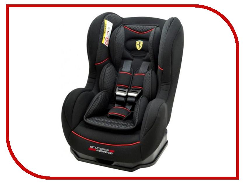 Автокресло Nania Cosmo SP LX Black Ferrari Black 3507460859546 автокресло nania cosmo sp lx corsa ferrari 83756