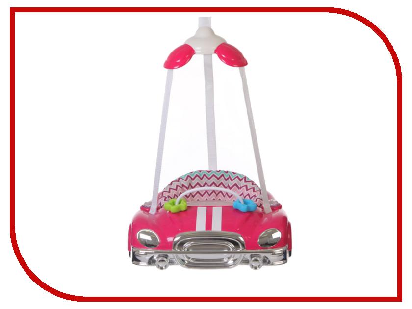 Ходунки Jetem Auto Raspberry Stripe