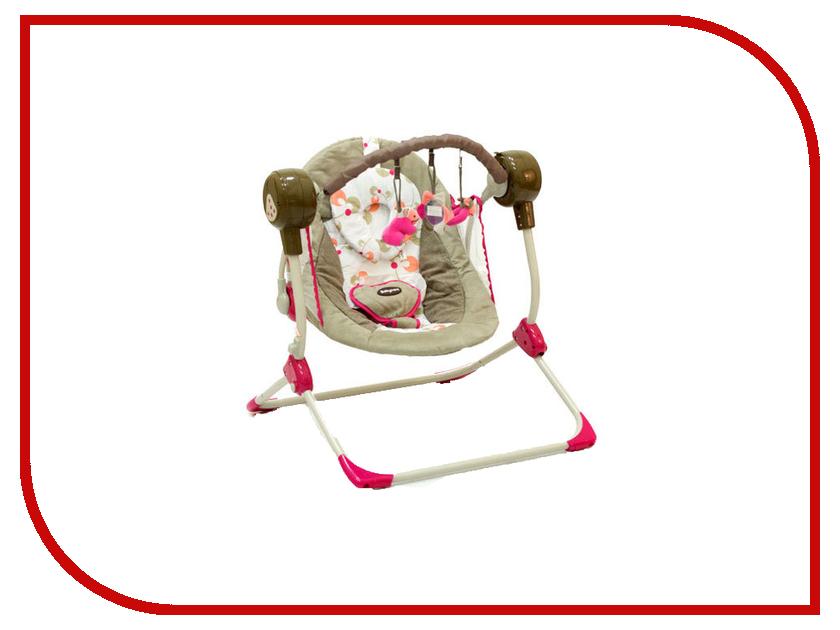 Электрокачели Baby Care Balancelle S700 Pink