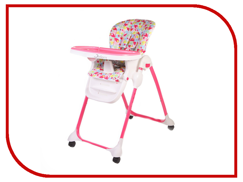 Стул Jetem Bon Appetit Pink Y9800M jetem fairy pink