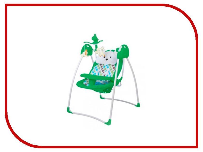 Электрокачели Baby Care Butterfly SW110 Green