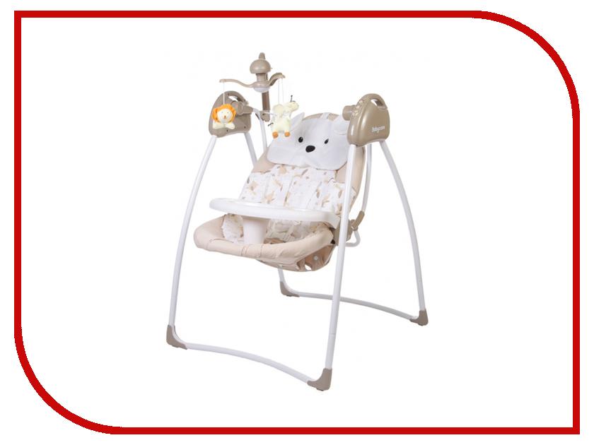 Электрокачели Baby Care Butterfly SW110 Latte