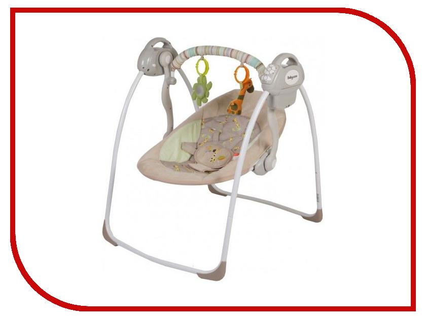 Электрокачели Baby Care Riva 32006 Coffee baby care электрокачели butterfly 2 в 1 с адаптером baby care латте