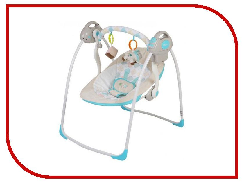 Электрокачели Baby Care Riva 32006 Blue