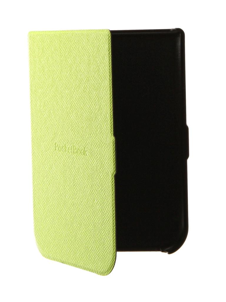 Аксессуар Чехол PocketBook 631 Light Green PBC-631-LG-RU