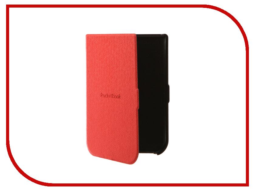 Аксессуар Чехол PocketBook 631 Red PBC-631-R-RU