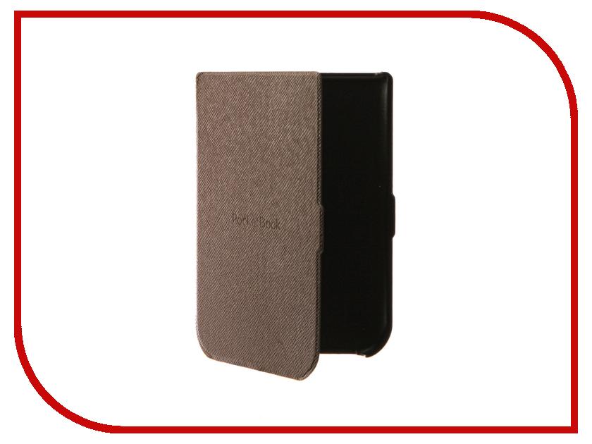 Аксессуар Чехол PocketBook 631 Brown PBC-631-BR-RU