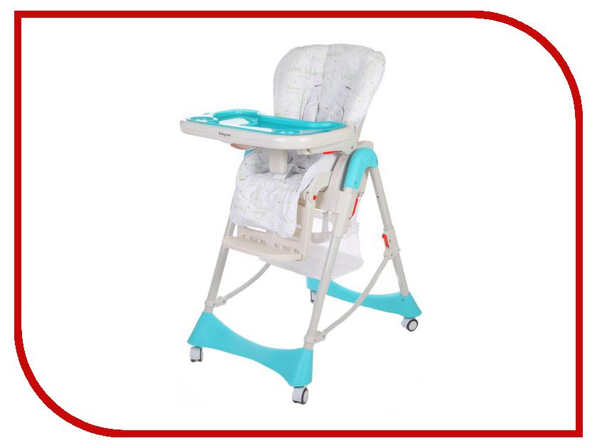 Стул Baby Care Love Bear BCH668B Blue