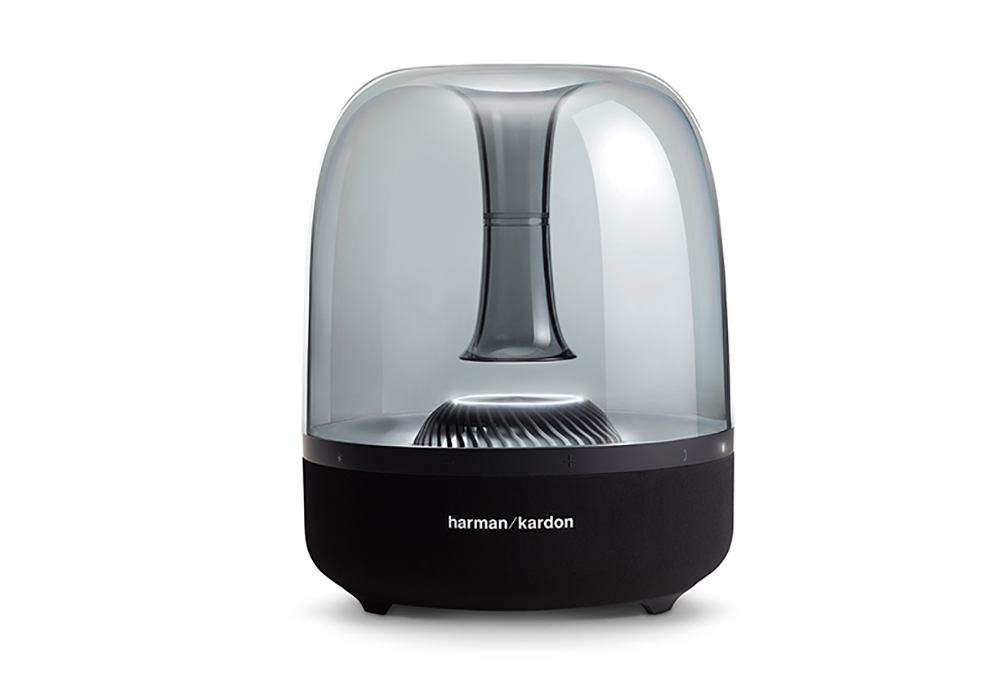Колонка Harman Kardon Aura Studio 2 Black HKAURASTUDIO2BLKEU цена