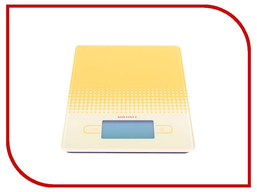 Весы Soehnle 66209