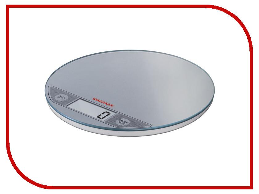 Весы Soehnle Flip Silver 66161 весы напольные soehnle pharo201 63746
