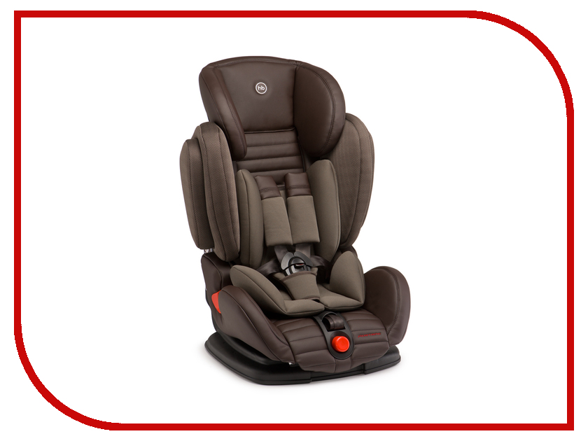 Автокресло Happy Baby Mustang Brown 4690624016721 happy baby автокресло skyler 0 13 кг happy baby