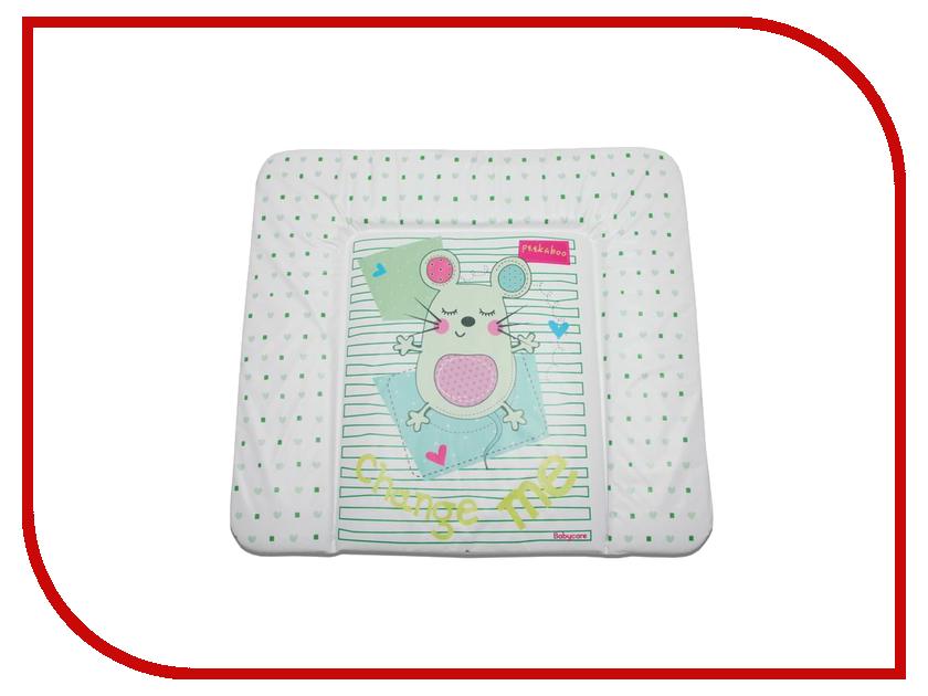Детский матрас Baby Care Sleepy Mouse BC01 Green 820x730x210cm цена 2017