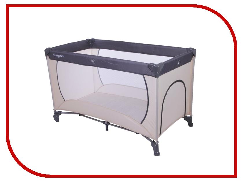 Манеж-кровать Baby Care Arena OB-888 Grey Beige