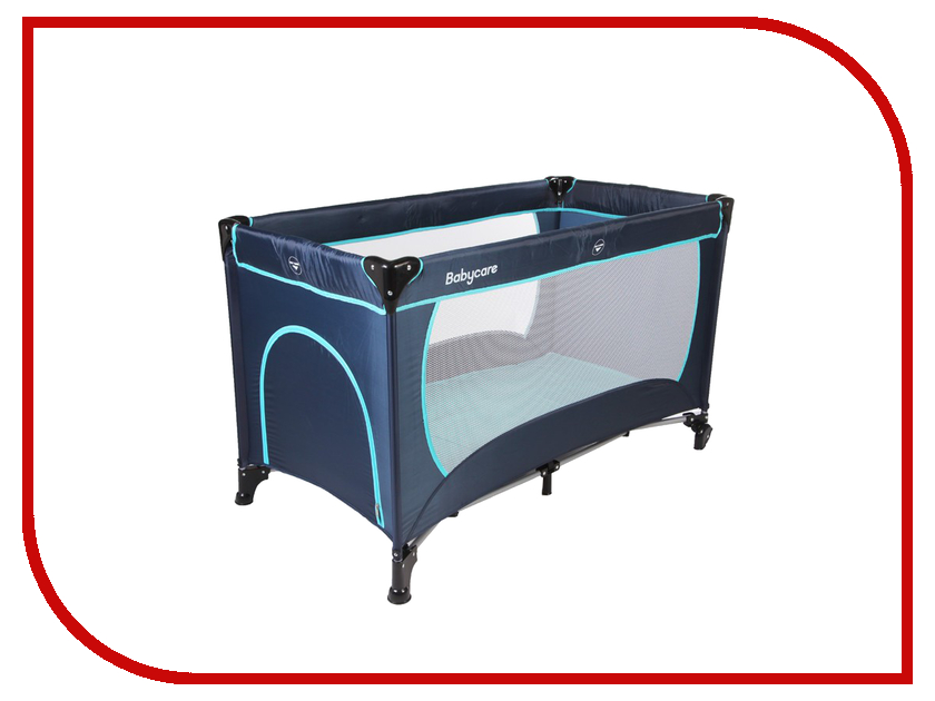 Манеж-кровать Baby Care Arena OB-888 Navy 888 ultra
