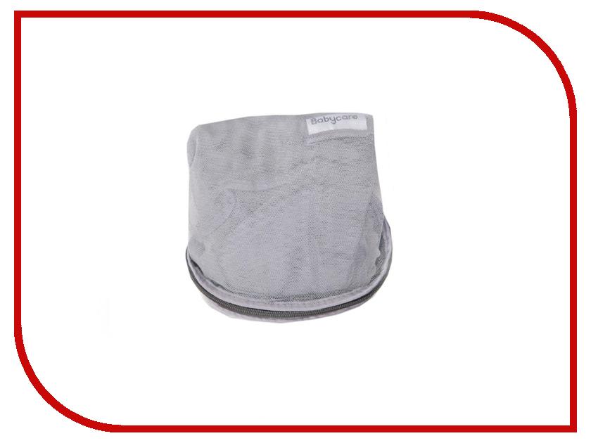 Средство защиты из сетки Москитная сетка для колясок Baby Care Universal 140 White аксессуар baby care набор светоотражающих накладок для коляски 2шт white