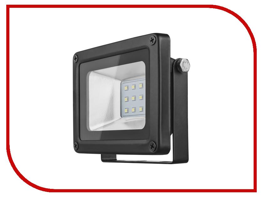 Лампа ОнЛайт 61 144 OFL-10-RED-Bl-IP65-LED