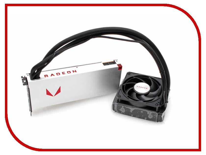 Видеокарта HIS Radeon RX Vega 64 LIQUID COOLING 1406Mhz PCI-E 3.0 8192Mb 945Mhz 2048 bit DP HDMI HS-VEGR8DSNR