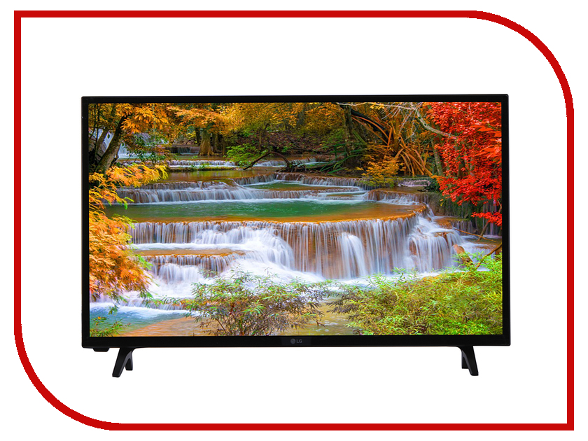 Телевизор LG 32LJ500V erisson 32 let 41 t2 телевизор