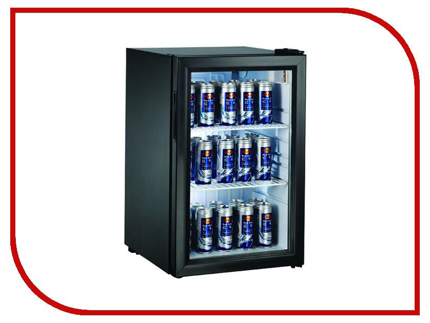Холодильный шкаф Gastrorag BC68-MS холодильный стол охлаждаемый полюс carboma bar 250