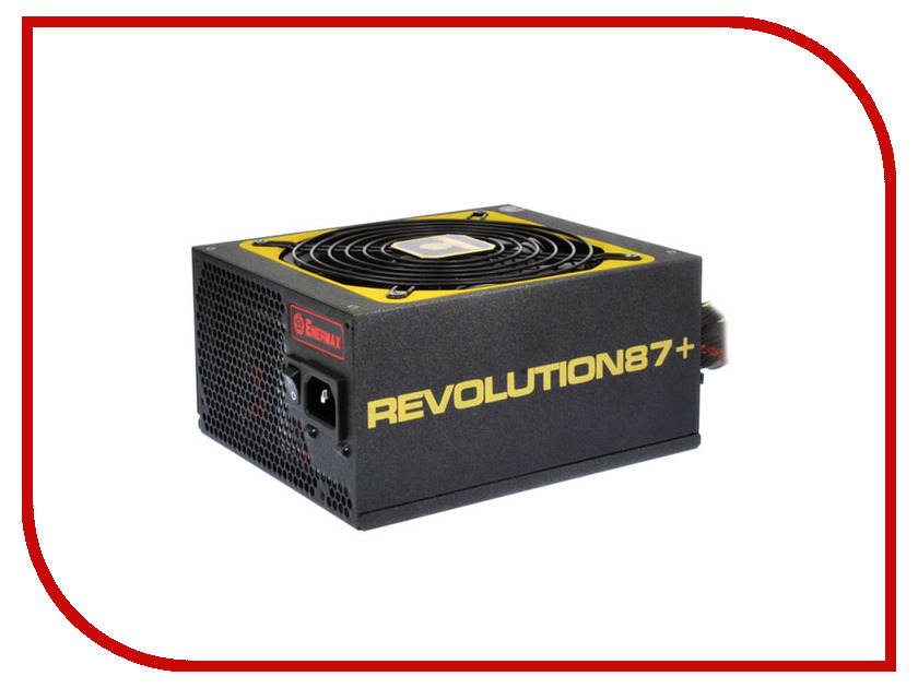 Блок питания Enermax Revolution 87+ 850W ERV850EWT-G вентилятор enermax uctb8 t b