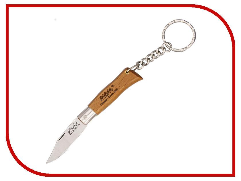 Нож MAM Douro 2002 - длина лезвия 45мм mam пустышка mam perfect силиконовая 0 6 мес синяя мишка
