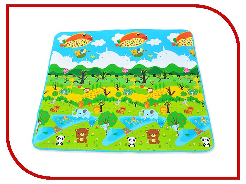 Развивающий коврик Mambobaby Лесной парк 150x180x0.5cm 60113