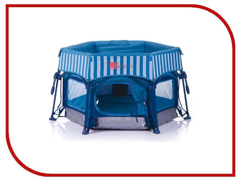 Манеж-кровать Манеж Jetem Sport Blue